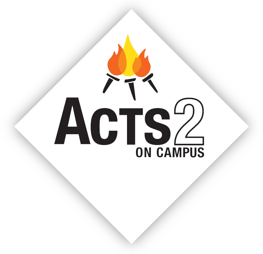Acts 2 on Campus logo