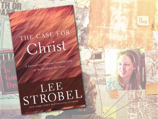 The Case for Christ book cover collage