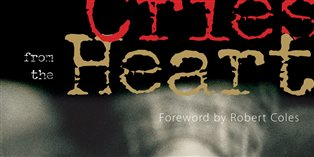 details from the cover of Cries from the Heart