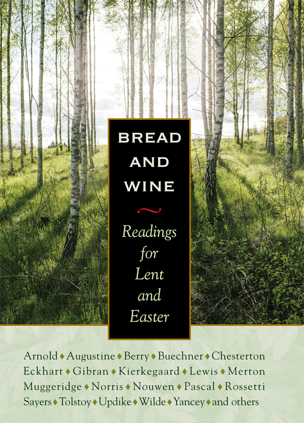 Bread and Wine book cover