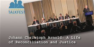 Panel in NYC on Pastor J. Christoph Arnold
